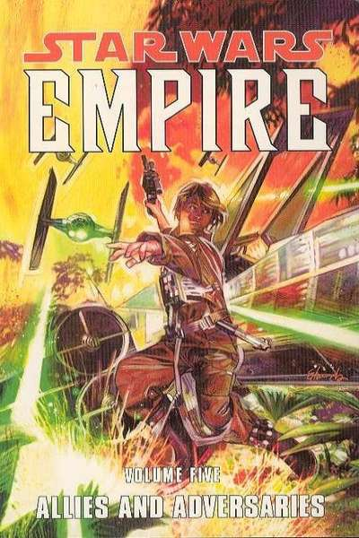 Star Wars: Empire #5 comic books for sale