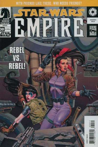 Star Wars: Empire #30 comic books for sale
