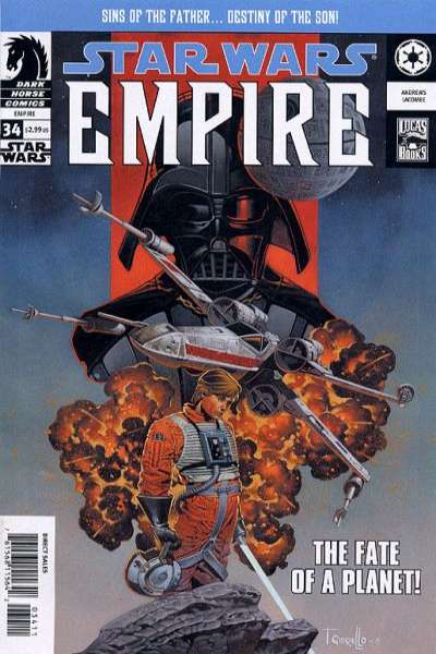 Star Wars: Empire #34 comic books for sale