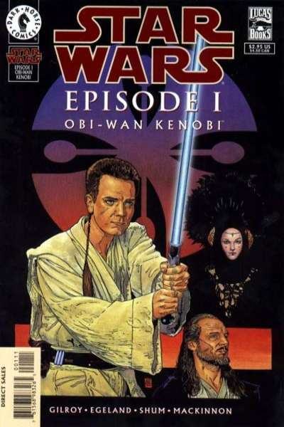 Star Wars: Episode I The Phantom Menace #1 comic books for sale