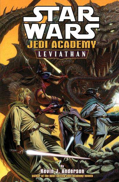 Star Wars: Jedi Academy - Leviathan #1 comic books for sale