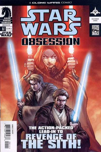 Star Wars: Obsession #1 Comic Books - Covers, Scans, Photos  in Star Wars: Obsession Comic Books - Covers, Scans, Gallery