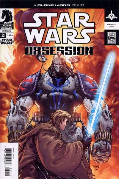 Star Wars: Obsession #2 comic books for sale