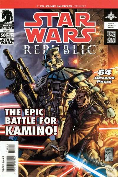 Star Wars: Republic #50 Comic Books - Covers, Scans, Photos  in Star Wars: Republic Comic Books - Covers, Scans, Gallery