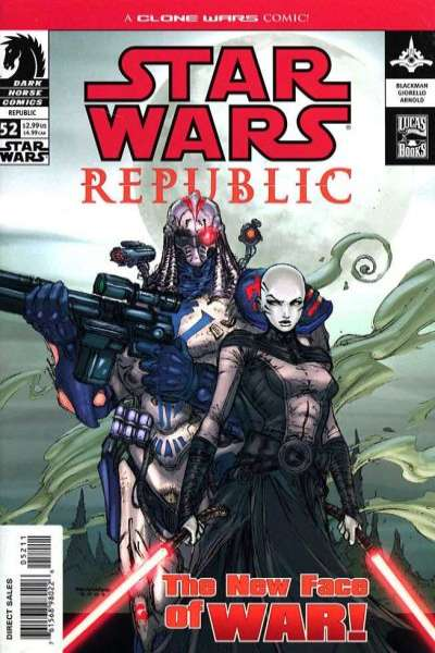 Star Wars: Republic #52 Comic Books - Covers, Scans, Photos  in Star Wars: Republic Comic Books - Covers, Scans, Gallery