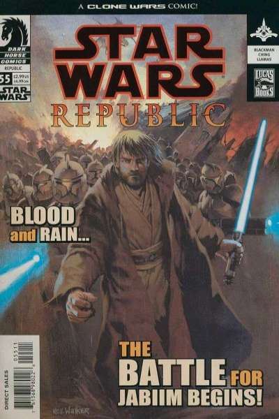 Star Wars: Republic #55 Comic Books - Covers, Scans, Photos  in Star Wars: Republic Comic Books - Covers, Scans, Gallery