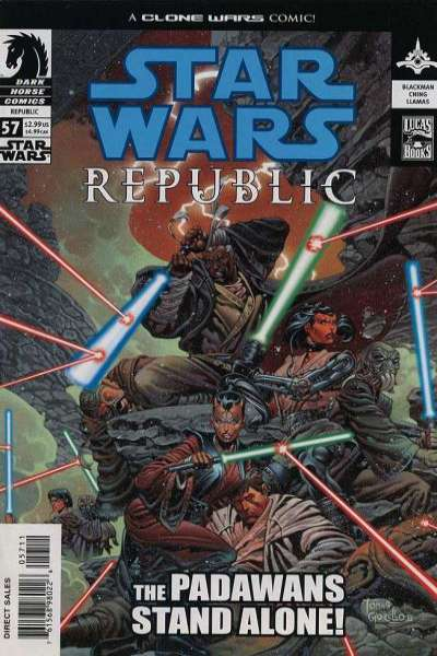 Star Wars: Republic #57 Comic Books - Covers, Scans, Photos  in Star Wars: Republic Comic Books - Covers, Scans, Gallery