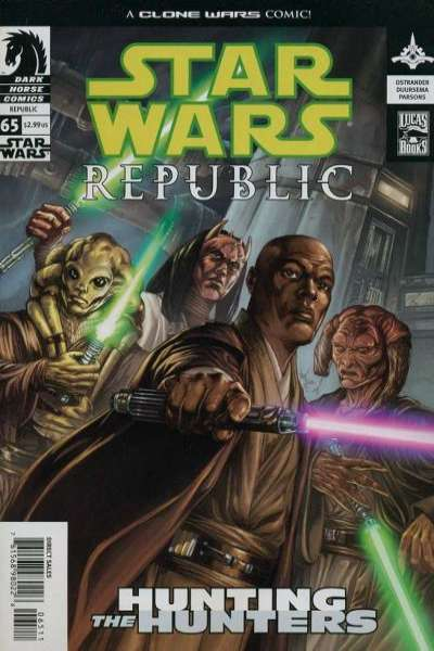 Star Wars: Republic #65 Comic Books - Covers, Scans, Photos  in Star Wars: Republic Comic Books - Covers, Scans, Gallery