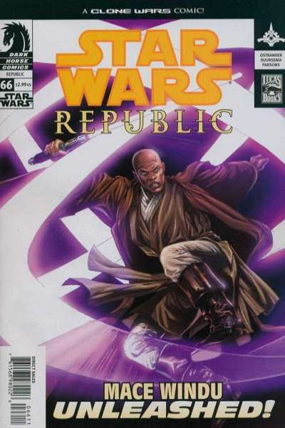 Star Wars: Republic #66 comic books for sale