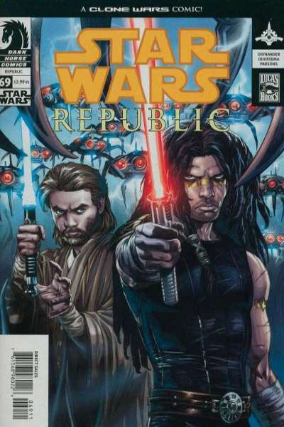 Star Wars: Republic #69 comic books for sale