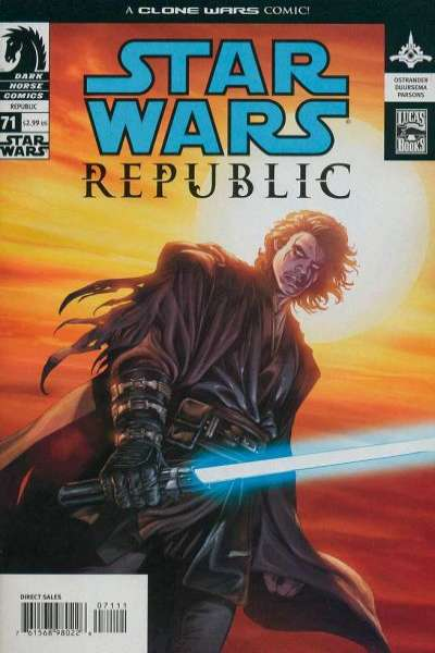 Star Wars: Republic #71 comic books for sale