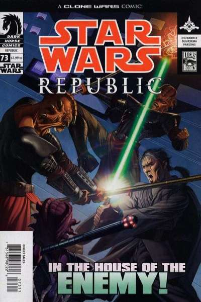 Star Wars: Republic #73 comic books for sale