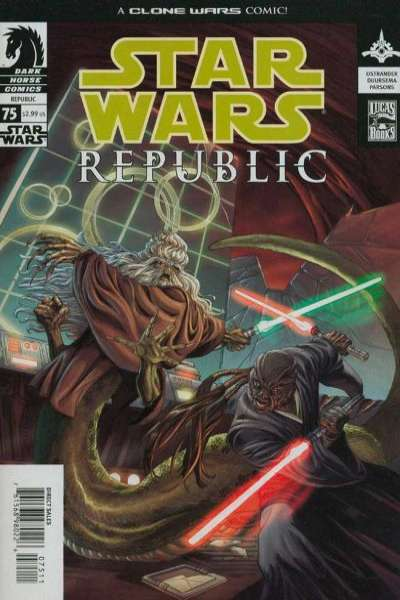 Star Wars: Republic #75 comic books for sale