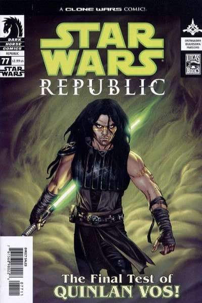 Star Wars: Republic #77 comic books for sale