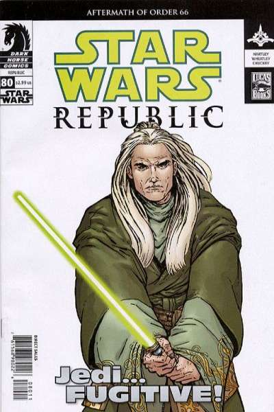 Star Wars: Republic #80 comic books for sale