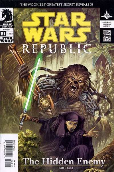 Star Wars: Republic #81 Comic Books - Covers, Scans, Photos  in Star Wars: Republic Comic Books - Covers, Scans, Gallery