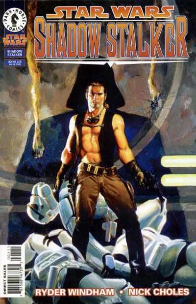 Star Wars: Shadow Stalker comic books