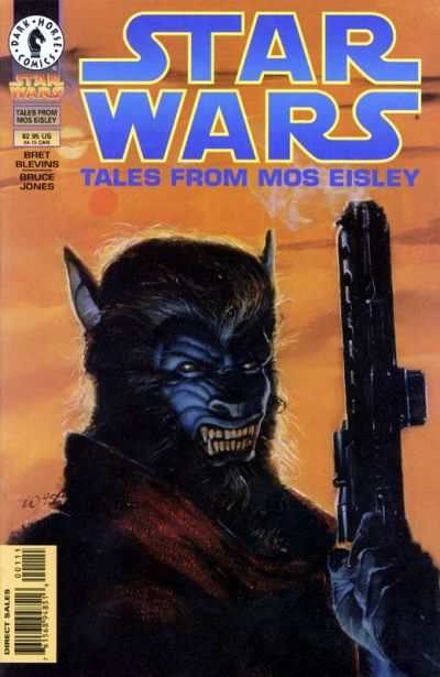 Star Wars: Tales from Mos Eisley comic books