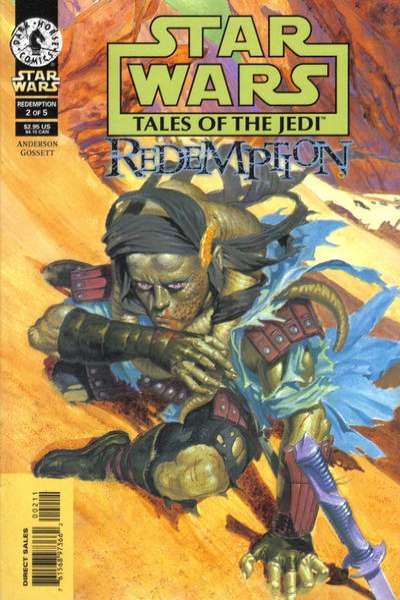 Star Wars: Tales of the Jedi-Redemption #2 Comic Books - Covers, Scans, Photos  in Star Wars: Tales of the Jedi-Redemption Comic Books - Covers, Scans, Gallery