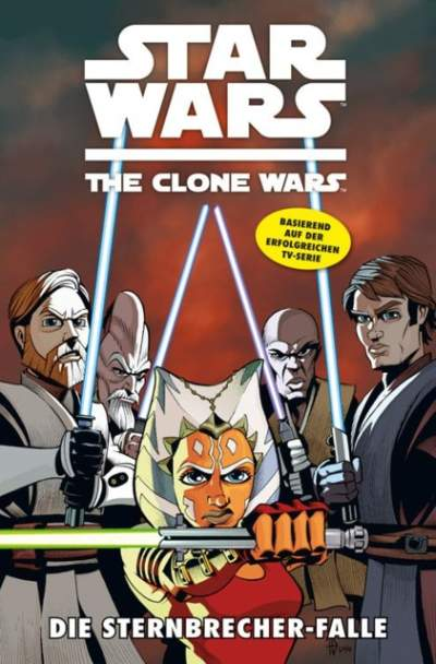 Star Wars: The Clone Wars #10 comic books - cover scans photos Star Wars: The Clone Wars #10 comic books - covers, picture gallery