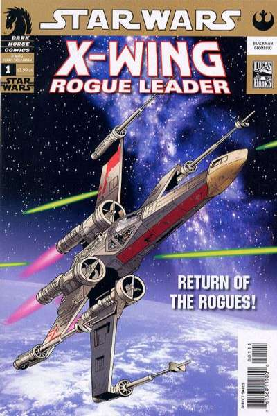 Star Wars: X-Wing Rogue Squadron: Rogue Leader #1 Comic Books - Covers, Scans, Photos  in Star Wars: X-Wing Rogue Squadron: Rogue Leader Comic Books - Covers, Scans, Gallery