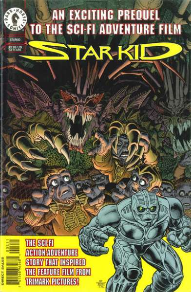 Starkid #1 comic books - cover scans photos Starkid #1 comic books - covers, picture gallery