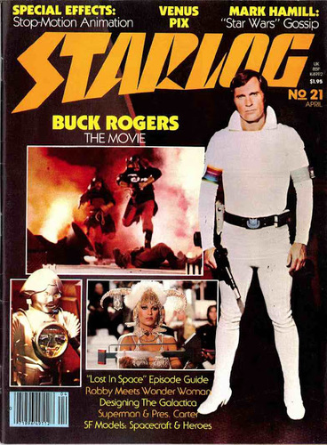 Starlog Magazine #21 Comic Books - Covers, Scans, Photos  in Starlog Magazine Comic Books - Covers, Scans, Gallery