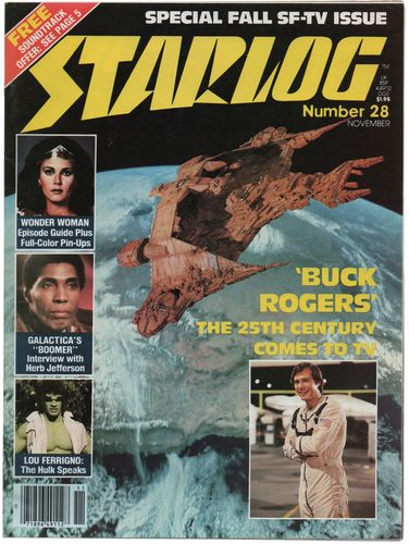 Starlog Magazine #28 comic books for sale