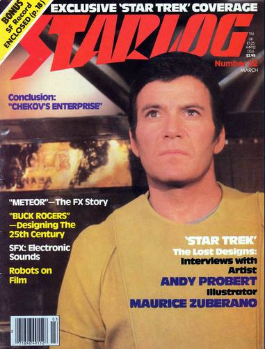 Starlog Magazine #32 comic books for sale