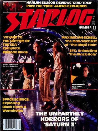 Starlog Magazine #33 comic books for sale