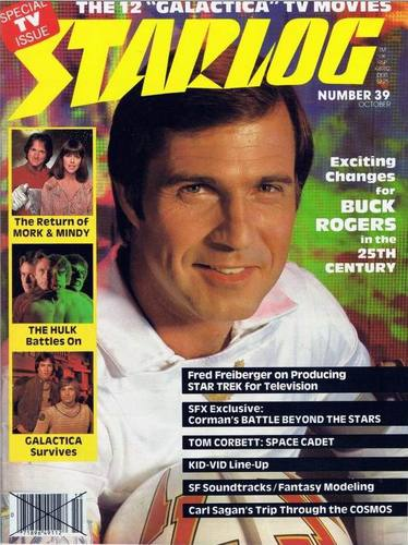 Starlog Magazine #39 comic books for sale