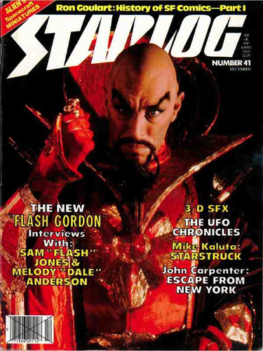 Starlog Magazine #41 comic books for sale