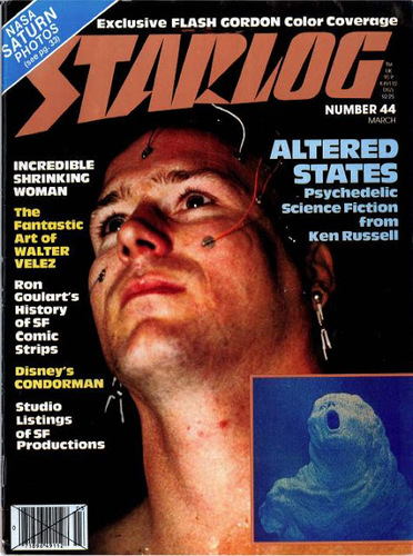 Starlog Magazine #44 comic books for sale