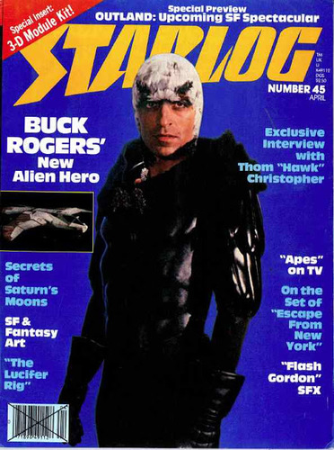 Starlog Magazine #45 comic books for sale
