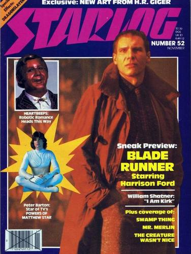 Starlog Magazine #52 comic books for sale