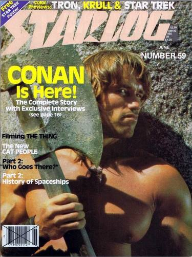 Starlog Magazine #59 comic books for sale