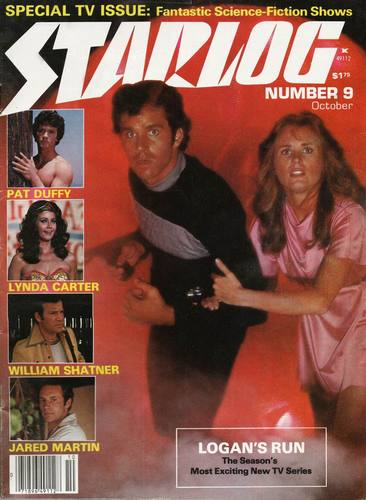 Starlog Magazine #9 comic books - cover scans photos Starlog Magazine #9 comic books - covers, picture gallery