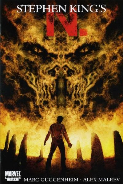 Image result for n stephen king comics covers