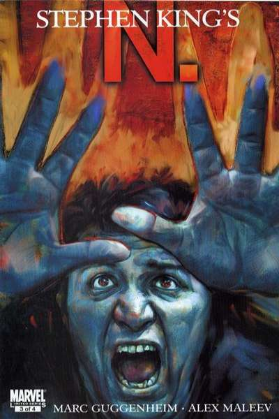 Stephen King's N. - The Comic Series #3 comic books for sale