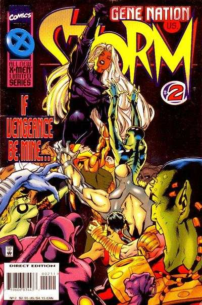 Storm #2 Comic Books - Covers, Scans, Photos  in Storm Comic Books - Covers, Scans, Gallery