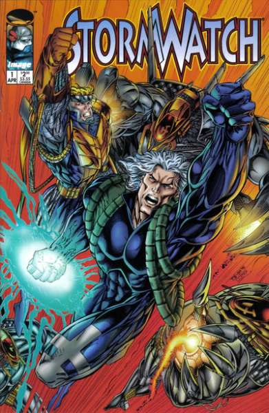 Stormwatch #21 Comic Books - Covers, Scans, Photos  in Stormwatch Comic Books - Covers, Scans, Gallery