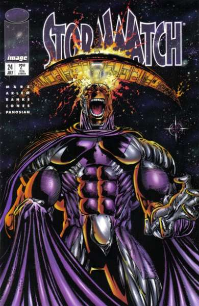 Stormwatch #24 Comic Books - Covers, Scans, Photos  in Stormwatch Comic Books - Covers, Scans, Gallery