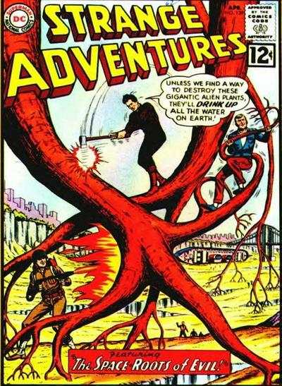 Strange Adventures #139 comic books - cover scans photos Strange Adventures #139 comic books - covers, picture gallery