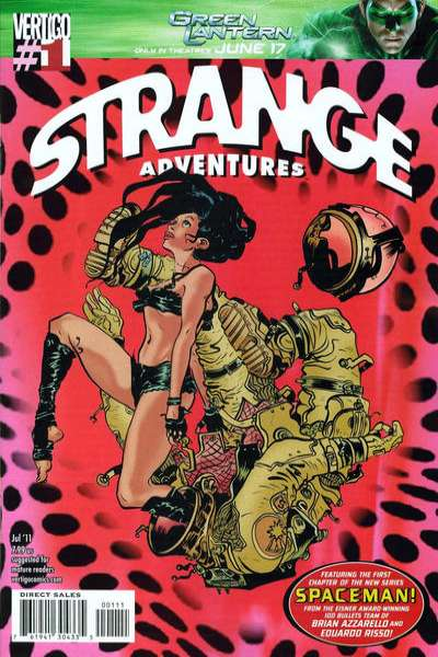 Strange Adventures Comic Books. Strange Adventures Comics.