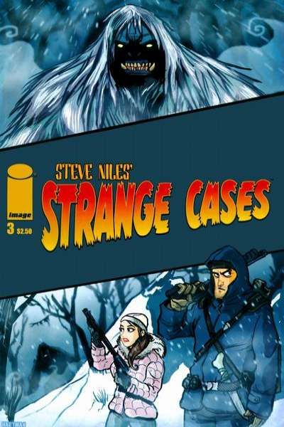 Strange Cases #3 comic books for sale