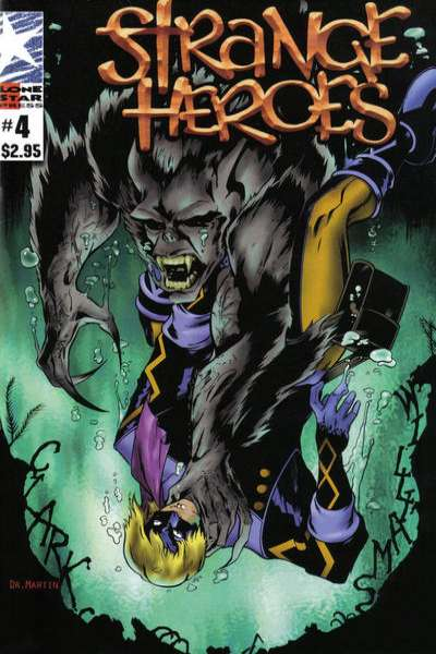Strange Heroes #4 Comic Books - Covers, Scans, Photos  in Strange Heroes Comic Books - Covers, Scans, Gallery