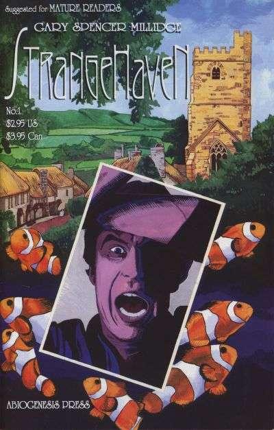 Strangehaven Comic Books. Strangehaven Comics.