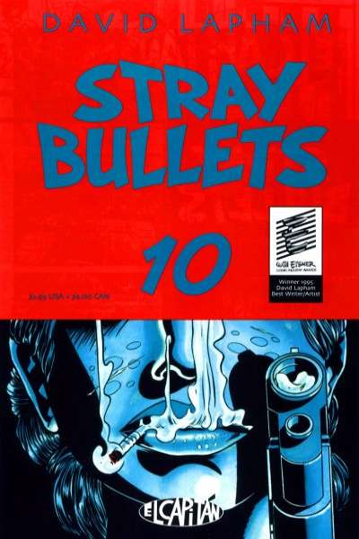 Stray Bullets #10 comic books for sale
