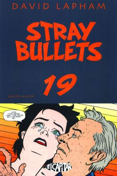 Stray Bullets #19 Comic Books - Covers, Scans, Photos  in Stray Bullets Comic Books - Covers, Scans, Gallery