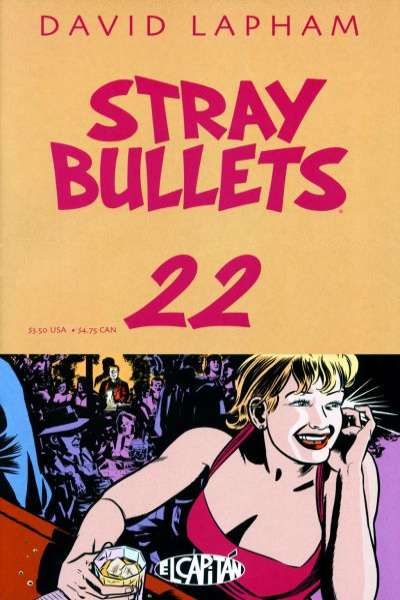 Stray Bullets #22 Comic Books - Covers, Scans, Photos  in Stray Bullets Comic Books - Covers, Scans, Gallery